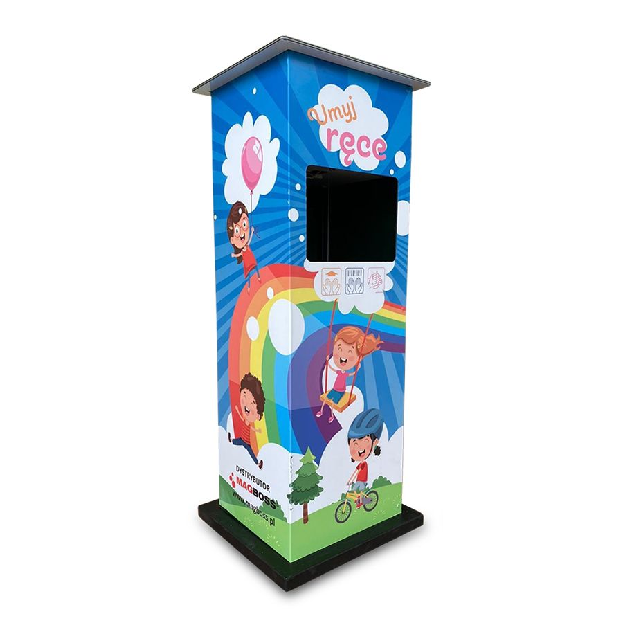Automatic Hand Cleaner for children - Disinfection