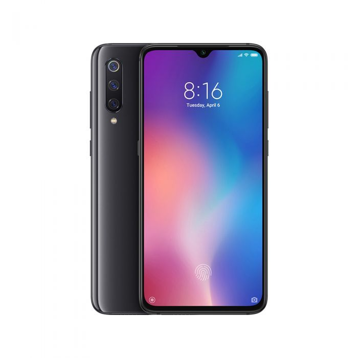 Phone Xiaomi Mi 9 6/128GB - black NEW (Global Version)