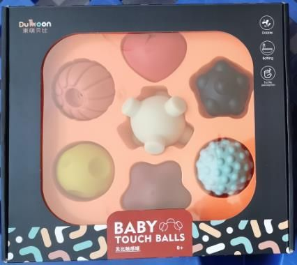 Touch the Ball Toy