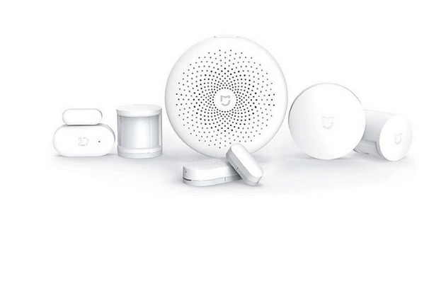 Xiaomi Mi Smart Sensor Set Global - white