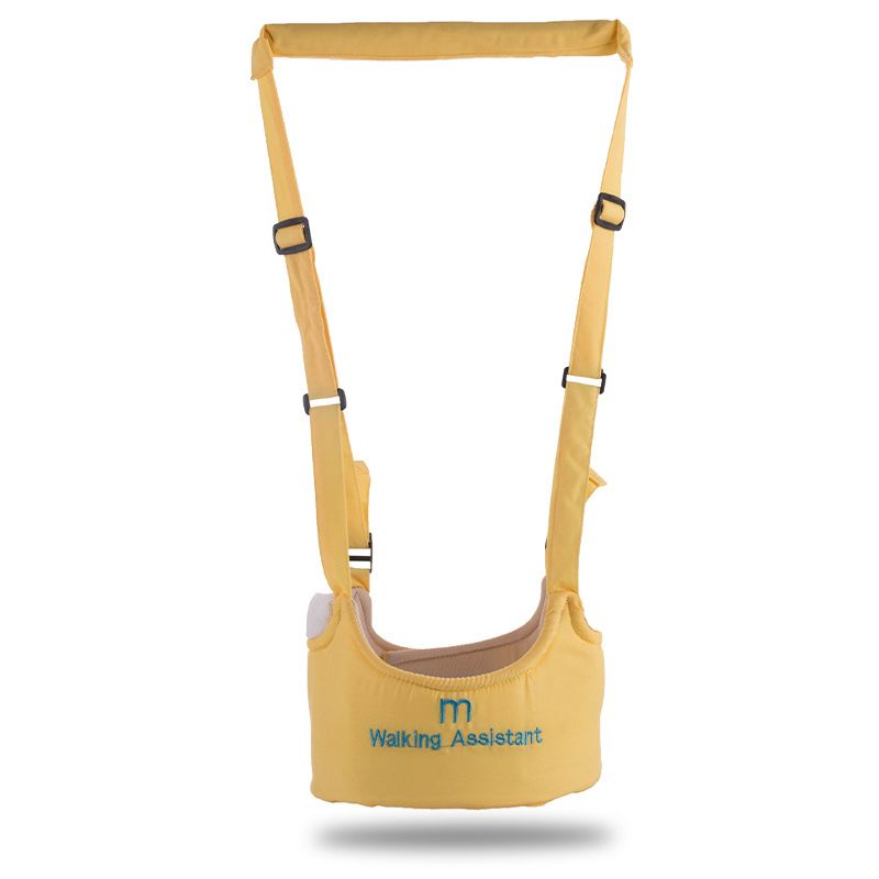 Braces for children to learn to walk, walker - yellow