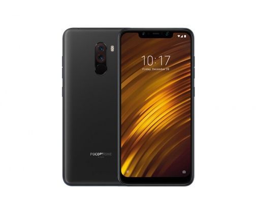 Phone Xiaomi Pocophone F1 6/128GB - black NEW (Global Version)