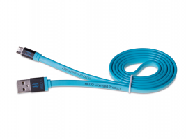 cable micro-usb HEDO - blue