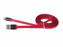 cable micro-usb HEDO - red