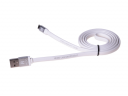 cable micro-usb HEDO - white