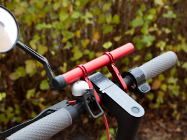 Handlebar extension Scooter Xiaomi M365/ Pro - red