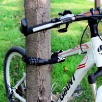 Solid bicycle lock for code / code
