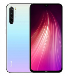 - Telefon Xiaomi Redmi Note 8T 3/32GB - szary NOWY (Global Version)