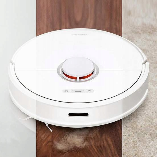 Vacuum cleaner Cleaning robot Xiaomi Roborock S60 - white